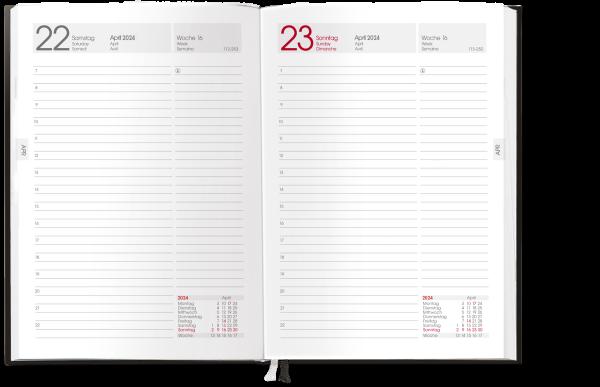 Buchkalender TTB2L
